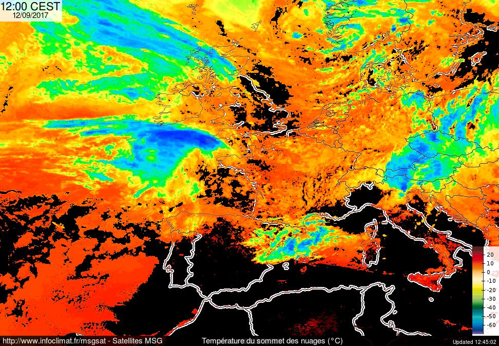 images satellites en temps reel, observation